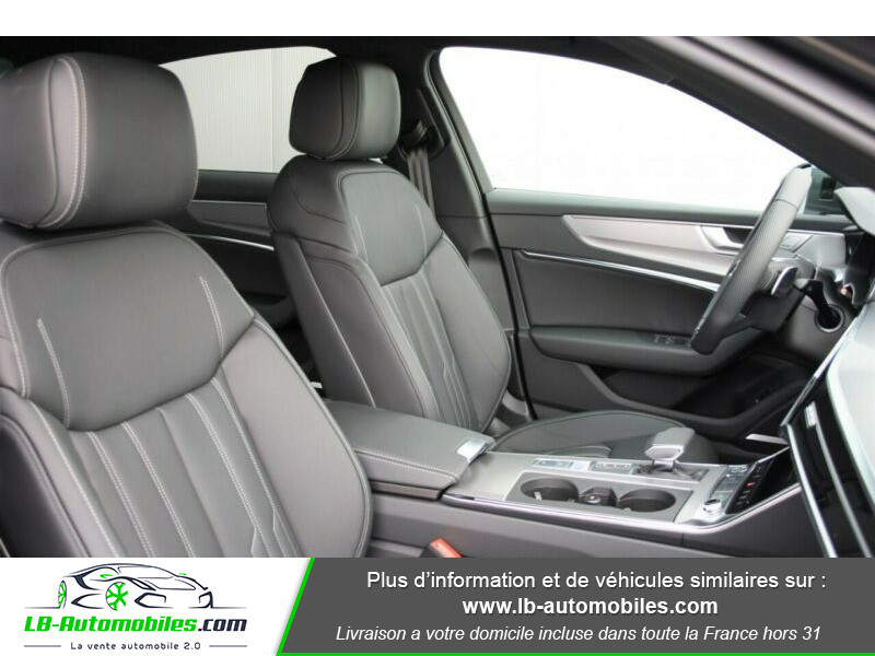 Audi A6 55 TFSIe 367 ch S tronic Gris occasion à Beaupuy - photo n°8