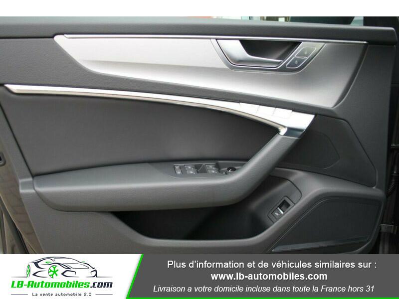 Audi A6 55 TFSIe 367 ch S tronic Gris occasion à Beaupuy - photo n°11
