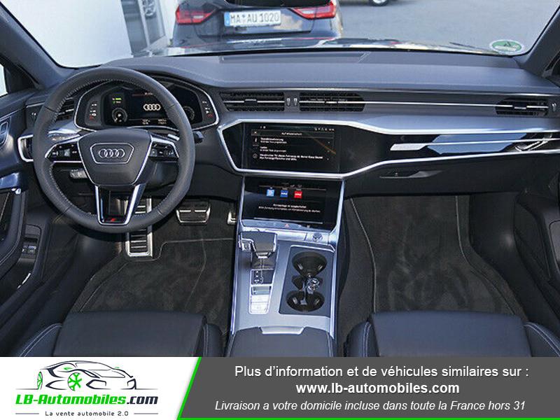 Audi A6 55 TFSIe 367 ch S tronic Gris occasion à Beaupuy - photo n°2
