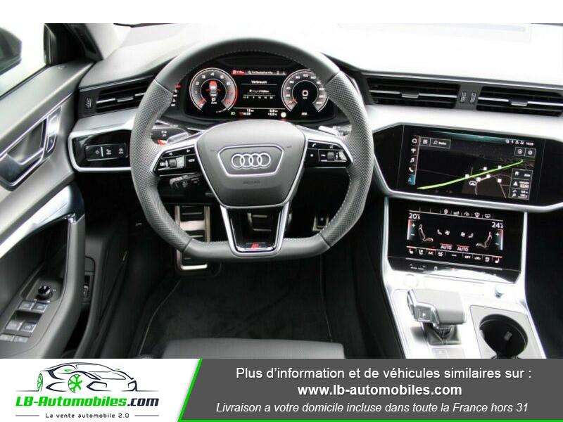 Audi A6 55 TFSIe 367 ch S tronic Gris occasion à Beaupuy - photo n°9