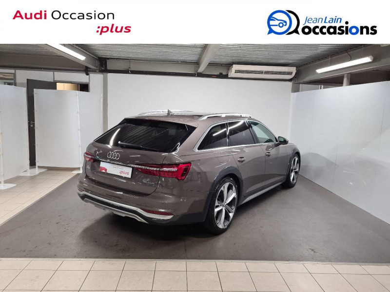 Audi A6 A6 Allroad 55 TDI 349 ch Quattro Tiptronic 8 Avus Extended 5 Marron occasion à La Motte-Servolex - photo n°5
