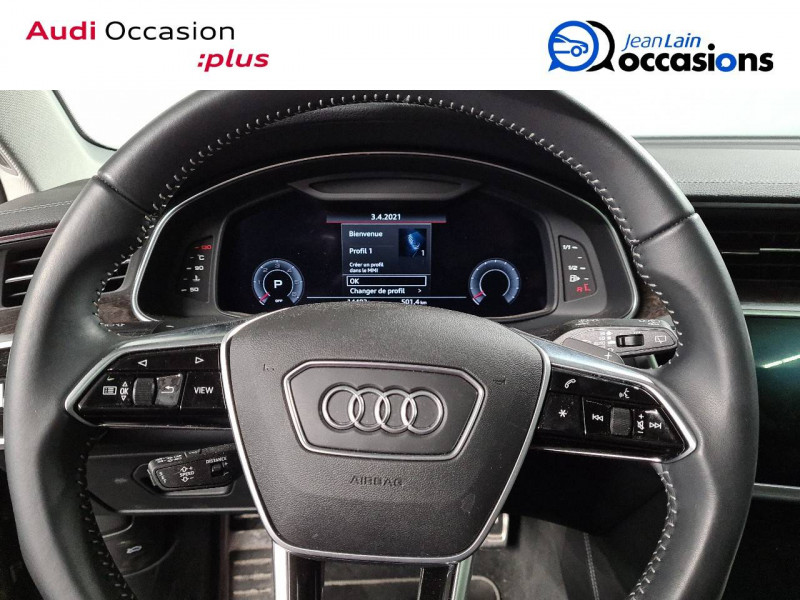 Audi A6 A6 Allroad 55 TDI 349 ch Quattro Tiptronic 8 Avus Extended 5 Marron occasion à La Motte-Servolex - photo n°12