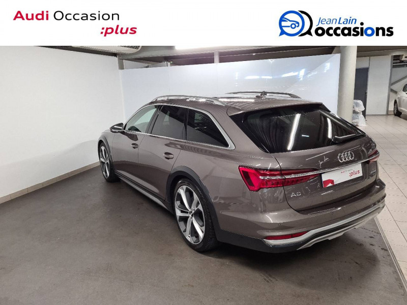 Audi A6 A6 Allroad 55 TDI 349 ch Quattro Tiptronic 8 Avus Extended 5 Marron occasion à La Motte-Servolex - photo n°7