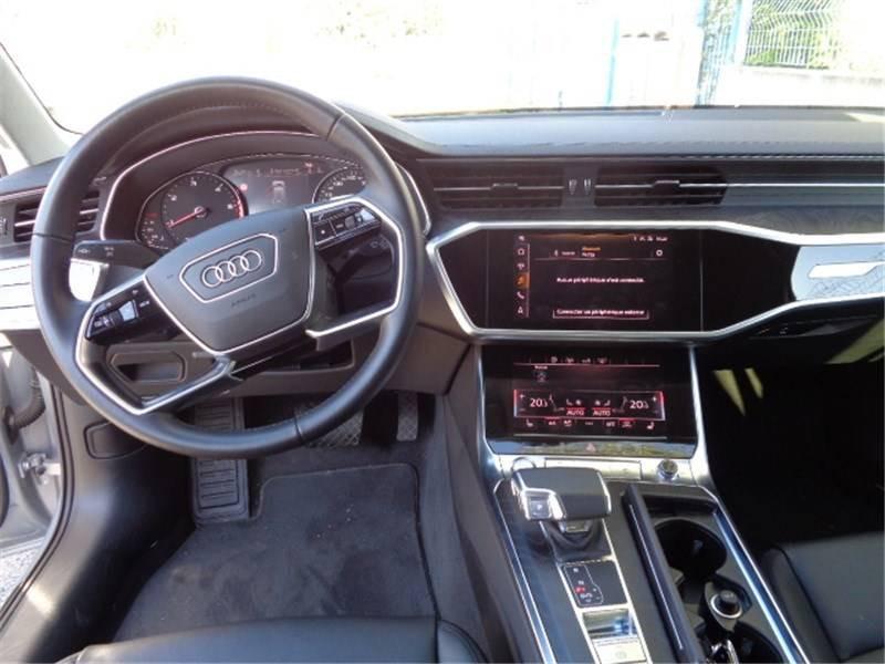 Audi A6 A6 Avant 40 TDI 204 ch S tronic 7 Avus 5p Gris occasion à Seynod - photo n°14