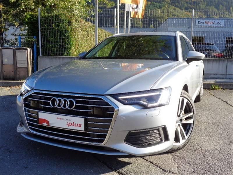 Audi A6 A6 Avant 40 TDI 204 ch S tronic 7 Avus 5p Gris occasion à Seynod