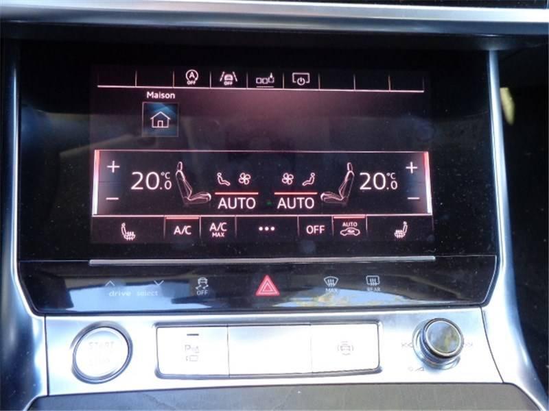 Audi A6 A6 Avant 40 TDI 204 ch S tronic 7 Avus 5p Gris occasion à Seynod - photo n°18