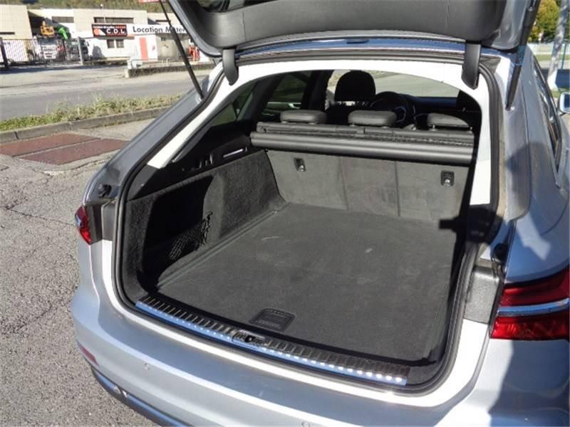 Audi A6 A6 Avant 40 TDI 204 ch S tronic 7 Avus 5p Gris occasion à Seynod - photo n°16