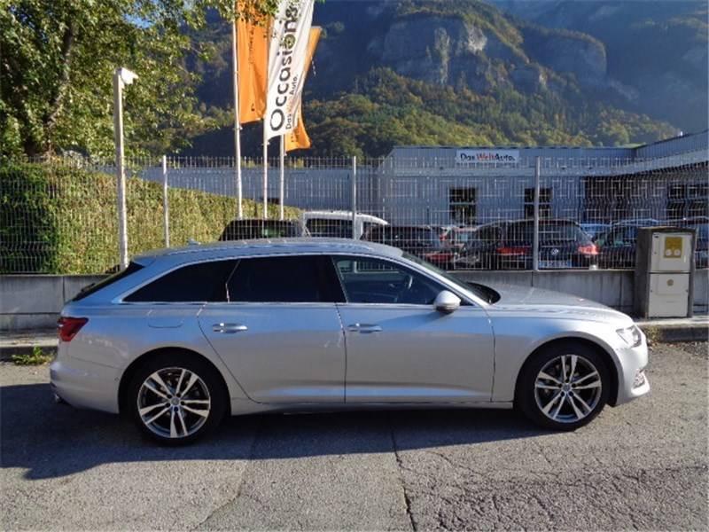 Audi A6 A6 Avant 40 TDI 204 ch S tronic 7 Avus 5p Gris occasion à Seynod - photo n°6