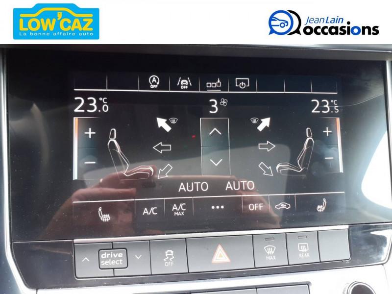 Audi A6 A6 Avant 40 TDI 204 ch S tronic 7 Business Executive 5p Bleu occasion à La Ravoire - photo n°16