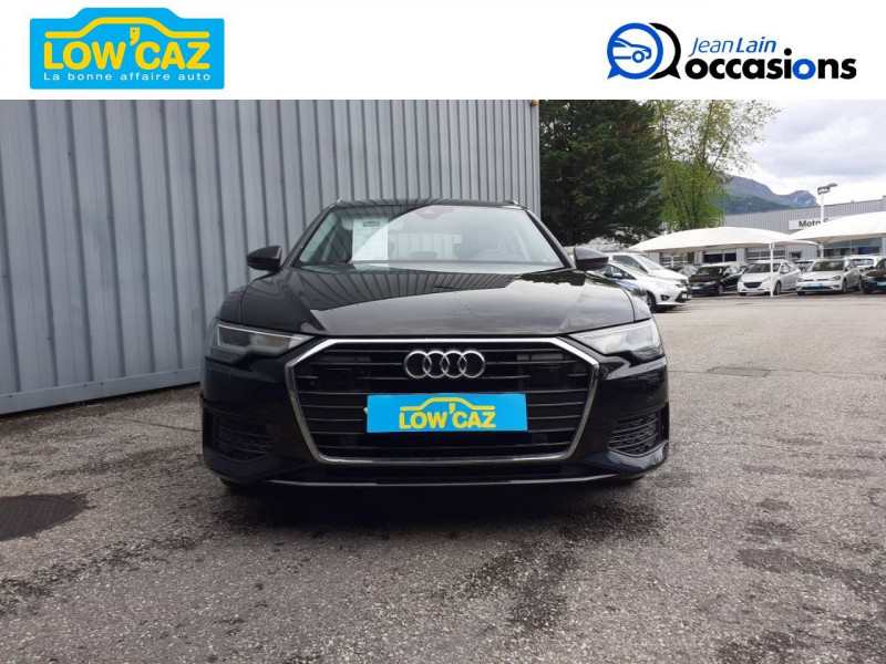 Audi A6 A6 Avant 40 TDI 204 ch S tronic 7 Business Executive 5p Bleu occasion à La Ravoire - photo n°2