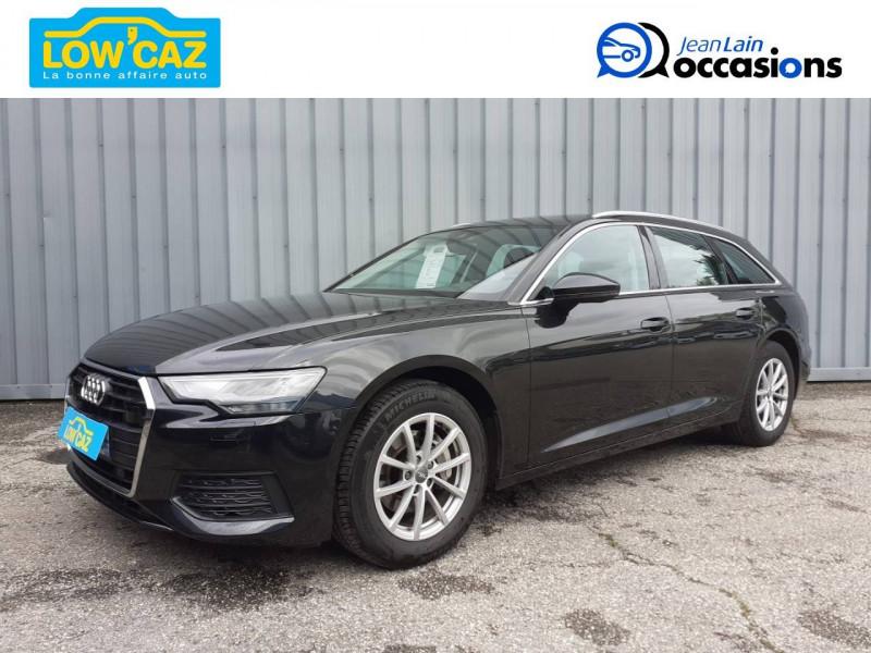 Audi A6 A6 Avant 40 TDI 204 ch S tronic 7 Business Executive 5p Bleu occasion à La Ravoire