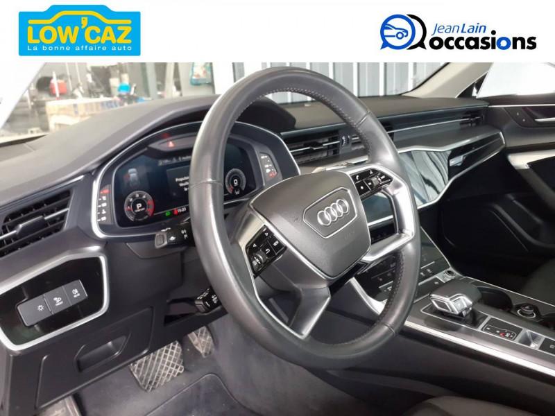 Audi A6 A6 Avant 40 TDI 204 ch S tronic 7 Business Executive 5p Bleu occasion à La Ravoire - photo n°11