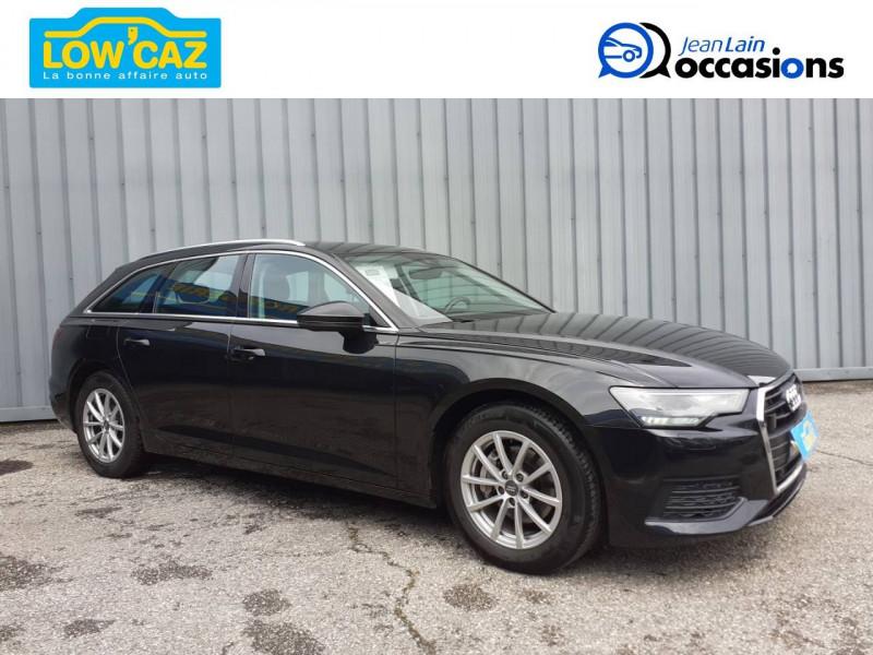 Audi A6 A6 Avant 40 TDI 204 ch S tronic 7 Business Executive 5p Bleu occasion à La Ravoire - photo n°3