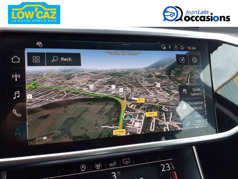 Audi A6 A6 Avant 40 TDI 204 ch S tronic 7 Business Executive 5p Bleu occasion à La Ravoire - photo n°14