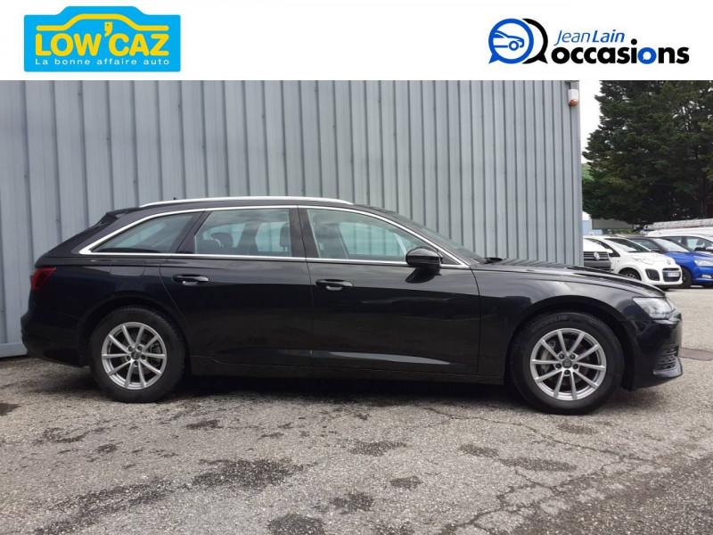 Audi A6 A6 Avant 40 TDI 204 ch S tronic 7 Business Executive 5p Bleu occasion à La Ravoire - photo n°4
