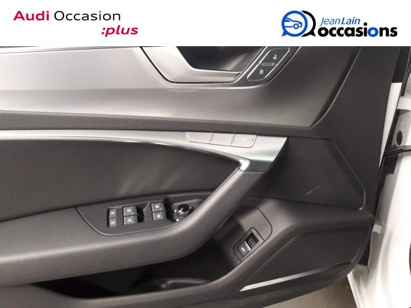 Audi A6 A6 Avant 40 TDI 204 ch S tronic 7 Quattro S line 5p Blanc occasion à Annemasse - photo n°19