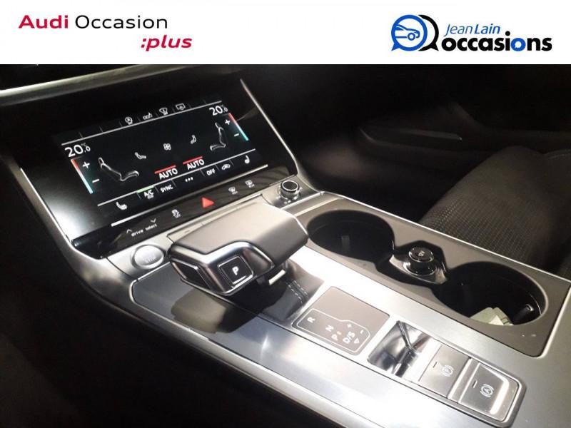 Audi A6 A6 Avant 40 TDI 204 ch S tronic 7 Quattro S line 5p Blanc occasion à Annemasse - photo n°13