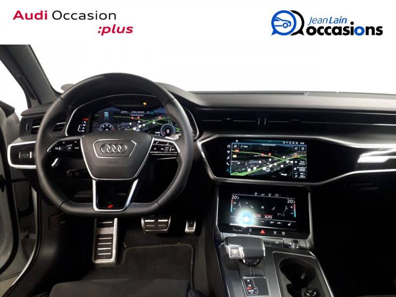 Audi A6 A6 Avant 40 TDI 204 ch S tronic 7 Quattro S line 5p Blanc occasion à Annemasse - photo n°18
