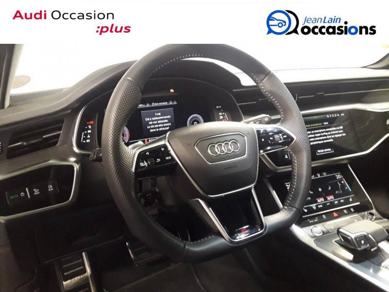 Audi A6 A6 Avant 40 TDI 204 ch S tronic 7 Quattro S line 5p Blanc occasion à Annemasse - photo n°12
