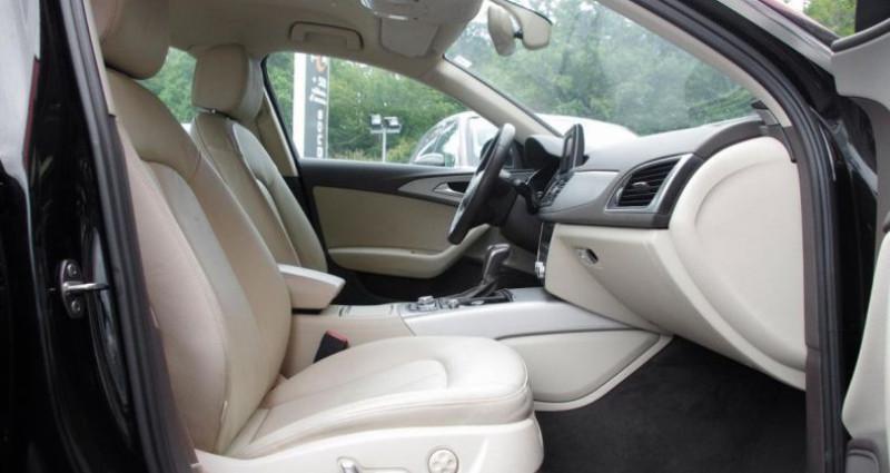 Audi A6 BUSINESS IV (2) 2.0 TDI ULTRA 190 LINE S tronic Noir occasion à Chambourcy - photo n°3
