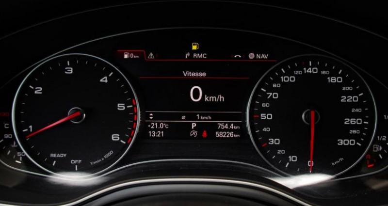 Audi A6 IV (2) AVANT 2.0 TDI ULTRA 190 AVUS S tronic Gris occasion à Chambourcy - photo n°5