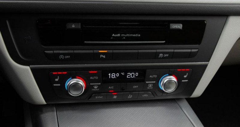 Audi A6 IV (2) AVANT 2.0 TDI ULTRA 190 AVUS S tronic Gris occasion à Chambourcy - photo n°7