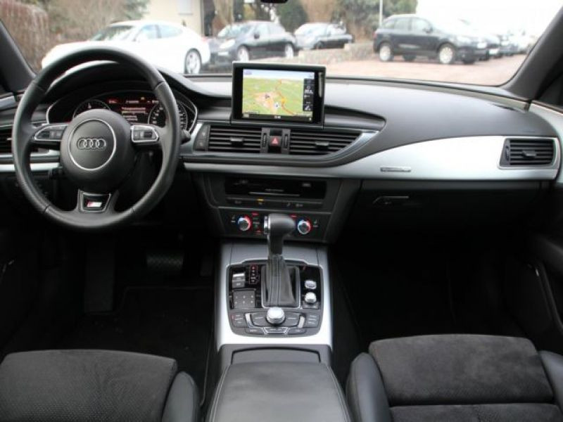 Audi A7 Sportback 3.0 TDI Quattro S Line 245 Gris occasion à Beaupuy