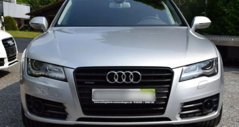 Audi A7 Sportback 3.0 TDI QUATTRO Gris occasion à Boulogne-Billancourt - photo n°3