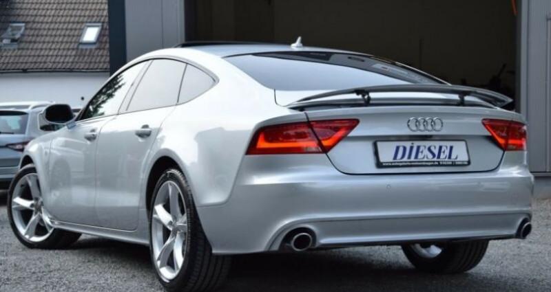 Audi A7 Sportback 3.0 TDI QUATTRO Gris occasion à Boulogne-Billancourt - photo n°7