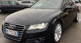 Audi A7 Sportback occasion à EPAGNY