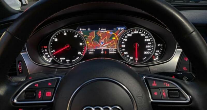 Audi A7 Sportback 3.0 V6 BiTDI 320 S line 4X4 Noir occasion à Boulogne-Billancourt - photo n°7