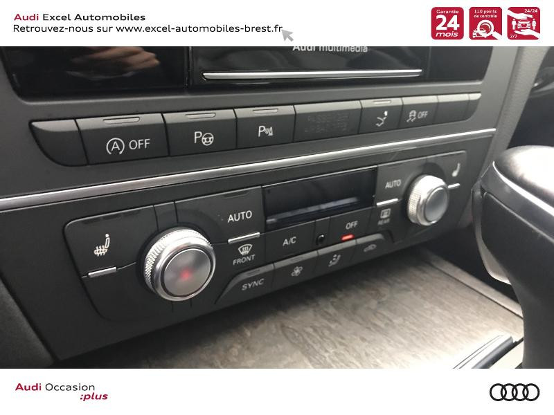 Audi A7 Sportback 3.0 V6 TDI 272ch Ambition Luxe quattro S tronic 7 Noir occasion à Brest - photo n°12