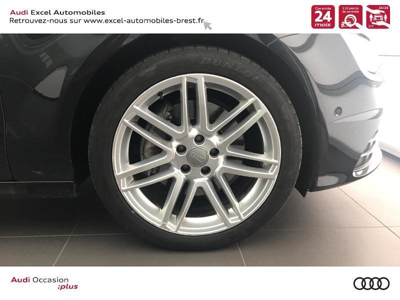 Audi A7 Sportback 3.0 V6 TDI 272ch Ambition Luxe quattro S tronic 7 Noir occasion à Brest - photo n°19