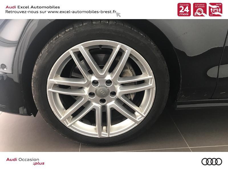 Audi A7 Sportback 3.0 V6 TDI 272ch Ambition Luxe quattro S tronic 7 Noir occasion à Brest - photo n°16
