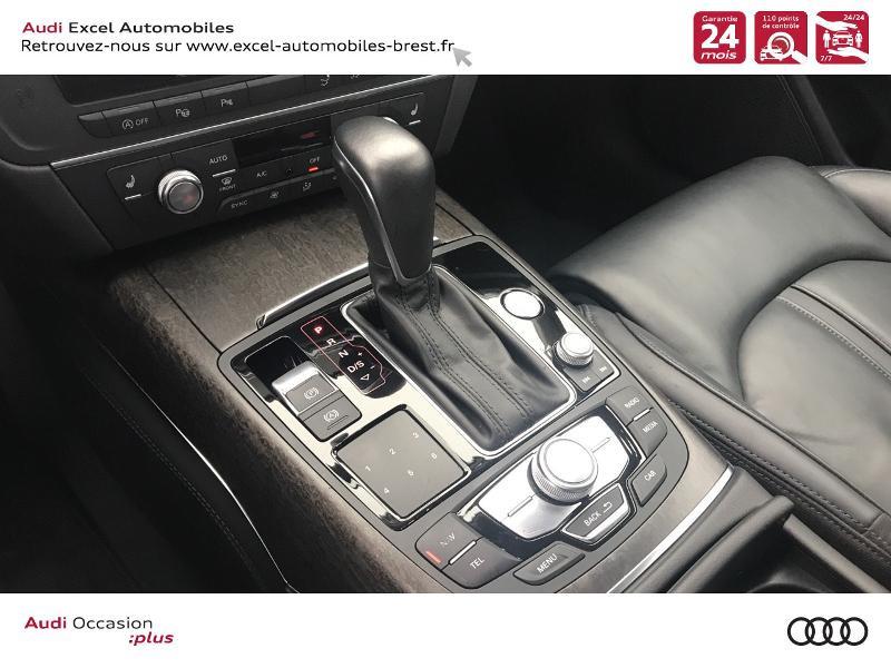 Audi A7 Sportback 3.0 V6 TDI 272ch Ambition Luxe quattro S tronic 7 Noir occasion à Brest - photo n°11