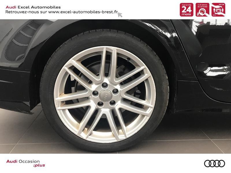 Audi A7 Sportback 3.0 V6 TDI 272ch Ambition Luxe quattro S tronic 7 Noir occasion à Brest - photo n°18