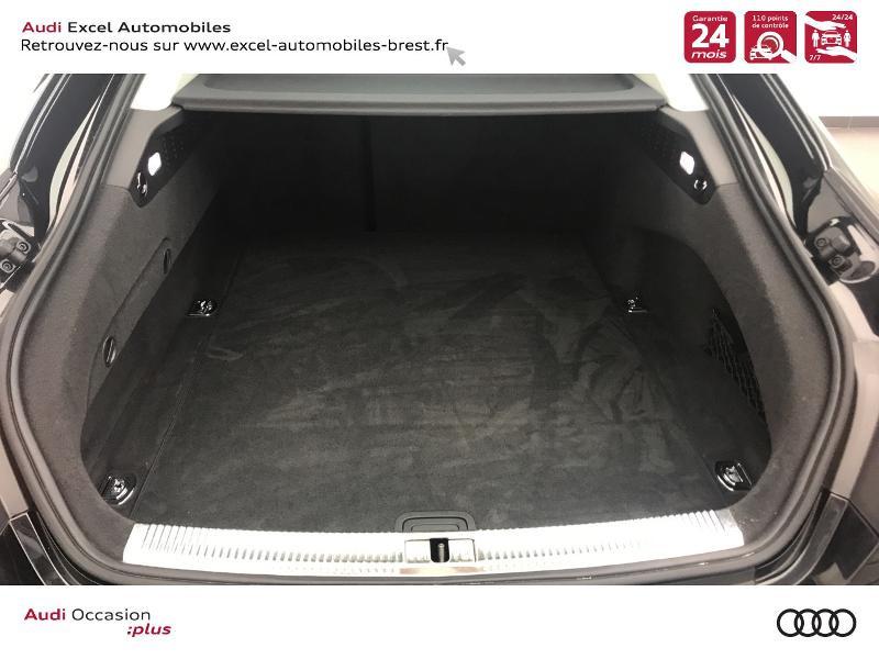 Audi A7 Sportback 3.0 V6 TDI 272ch Ambition Luxe quattro S tronic 7 Noir occasion à Brest - photo n°9