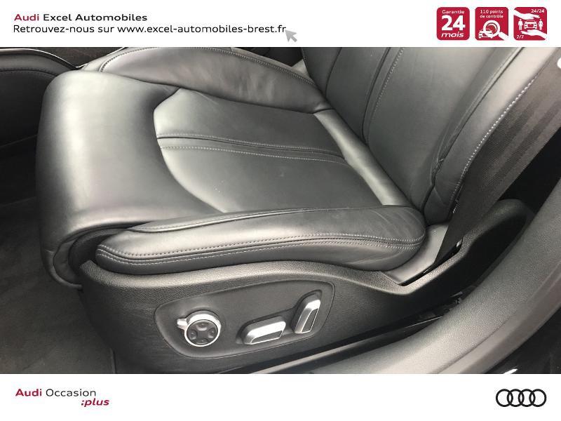 Audi A7 Sportback 3.0 V6 TDI 272ch Ambition Luxe quattro S tronic 7 Noir occasion à Brest - photo n°10