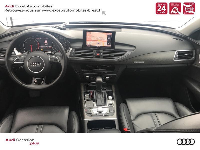 Audi A7 Sportback 3.0 V6 TDI 272ch Ambition Luxe quattro S tronic 7 Noir occasion à Brest - photo n°7
