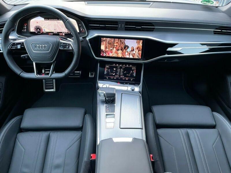 Audi A7 Sportback 50 TDI 286CH S LINE QUATTRO TIPTRONIC 8 EURO6D-T 138G Blanc occasion à Villenave-d'Ornon - photo n°6