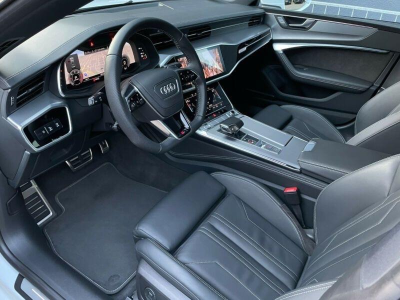Audi A7 Sportback 50 TDI 286CH S LINE QUATTRO TIPTRONIC 8 EURO6D-T 138G Blanc occasion à Villenave-d'Ornon - photo n°5