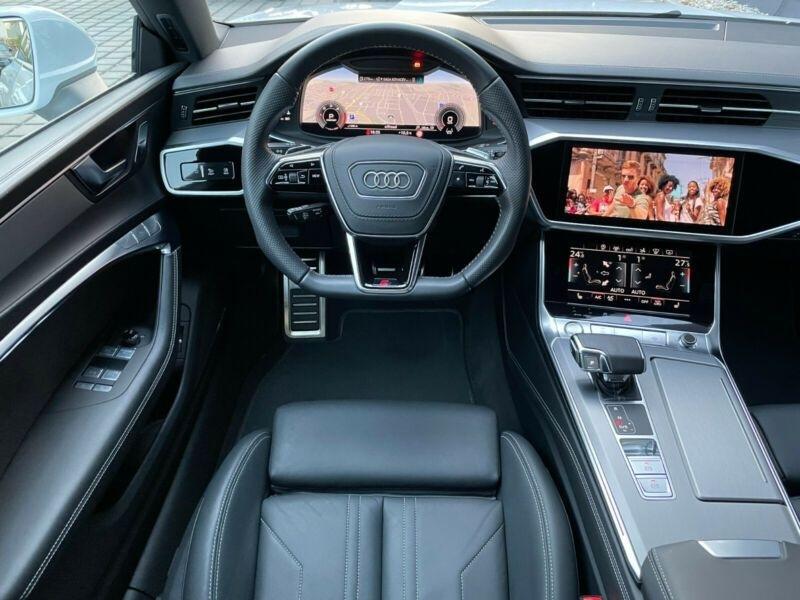 Audi A7 Sportback 50 TDI 286CH S LINE QUATTRO TIPTRONIC 8 EURO6D-T 138G Blanc occasion à Villenave-d'Ornon - photo n°7