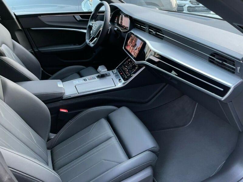 Audi A7 Sportback 50 TDI 286CH S LINE QUATTRO TIPTRONIC 8 EURO6D-T 138G Blanc occasion à Villenave-d'Ornon - photo n°8
