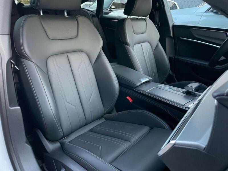 Audi A7 Sportback 50 TDI 286CH S LINE QUATTRO TIPTRONIC 8 EURO6D-T 138G Blanc occasion à Villenave-d'Ornon - photo n°9