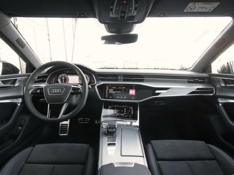 Audi A7 Sportback 50 TDI Quattro 286 Gris occasion à Beaupuy - photo n°2