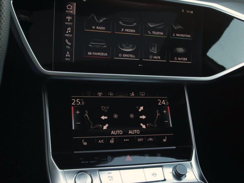 Audi A7 Sportback 50 TDI Quattro 286 Gris occasion à Beaupuy - photo n°6