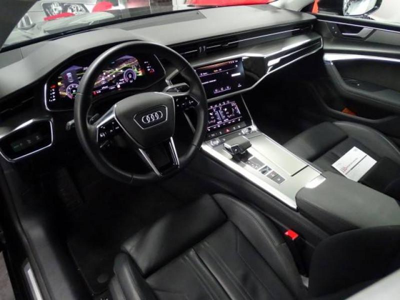 Audi A7 Sportback A7 Sportback 45 TDI 231 Tiptronic 8 Quattro Avus 5p Gris occasion à Cessy - photo n°3