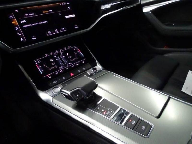 Audi A7 Sportback A7 Sportback 45 TDI 231 Tiptronic 8 Quattro Avus 5p Gris occasion à Cessy - photo n°9