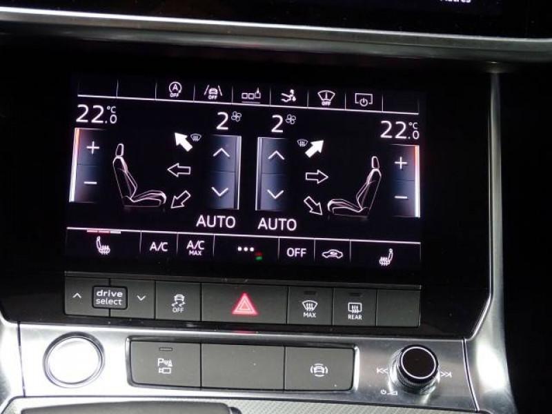 Audi A7 Sportback A7 Sportback 45 TDI 231 Tiptronic 8 Quattro Avus 5p Gris occasion à Cessy - photo n°10
