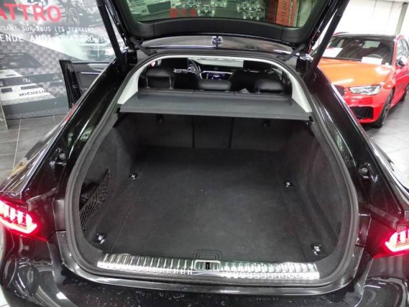 Audi A7 Sportback A7 Sportback 45 TDI 231 Tiptronic 8 Quattro Avus 5p Gris occasion à Cessy - photo n°14